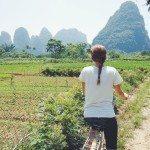 Biking in China